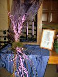 3e Advent bloemschikking